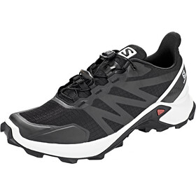 Salomon Supercross Chaussures Homme, black white black